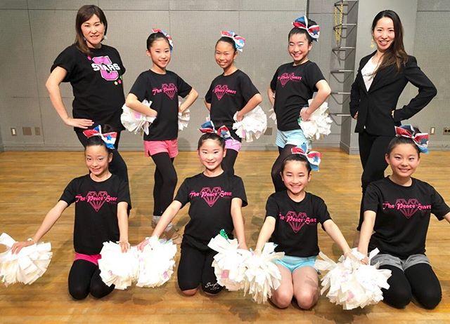 【オーディション審査員】♡岸和田で活動している大会チーム!!♡本日は、カラフルスターズ選抜チームに入るためのオーディションの審査員をさせていただきました♡みんなの熱い想いと一生懸命練習してきた姿に感激でした!♡優しさあふれる素敵なチームになりそうワクワク!!♡とても貴重な経験をさせていただき、ありがとうございました♡#オーディション#審査員#岸和田#マドカホール#チャレンジ